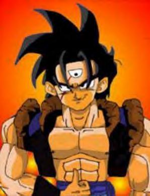 Yamcha and Tien Fused