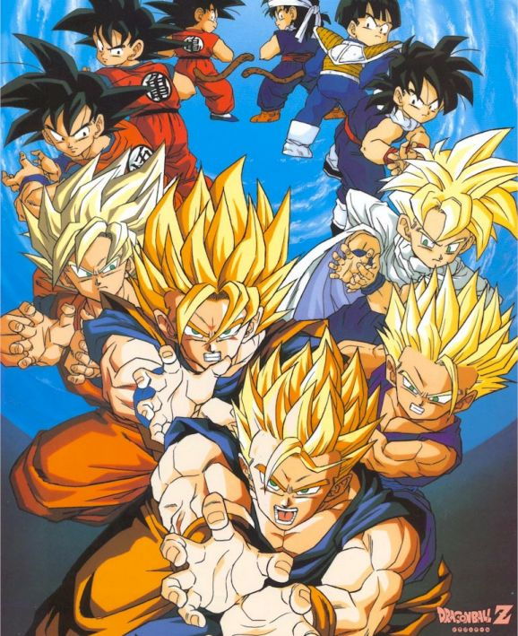 Animemegaverse     Anime Website    Anime Pictures    Dragonball Z
