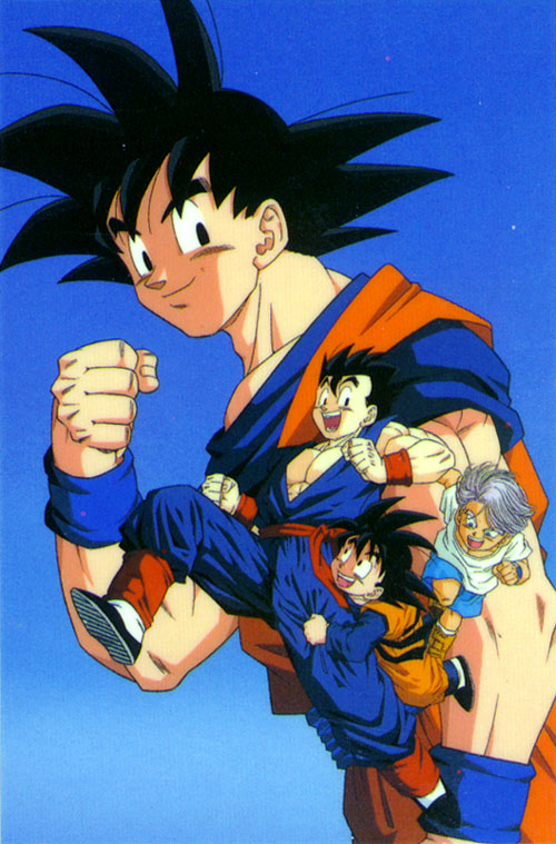 Anime website anime pictures - Dragon ball z 187 ...